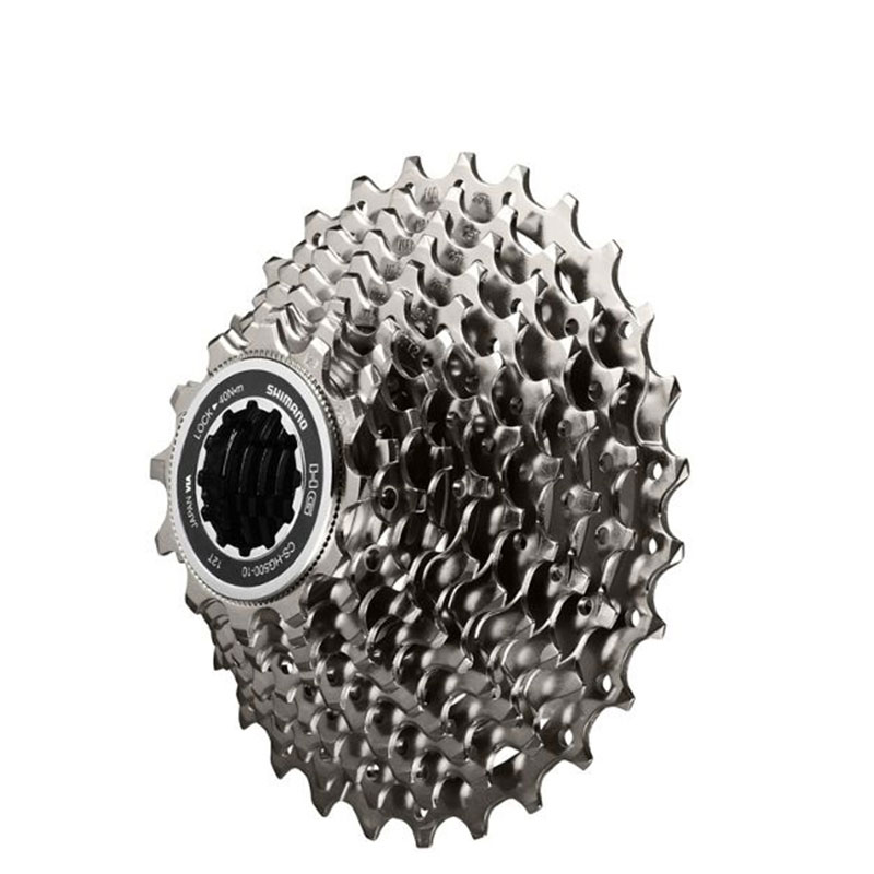 Shimano DEORE HG500-10 10S Speeds Cassette 12-28T 11-32T MTB & Road Bicycle Cassette Bike Freewheel цена