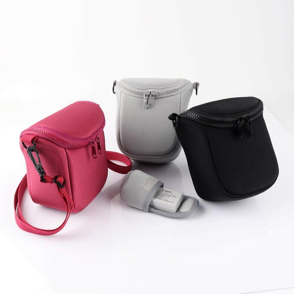 Camera Bag Case For Sony A5000 A5100 A6000 A6300 NEX-5T NEX-F3/3N NEX5 NEX6 16-50mm lens RX100 II III RX100 IV V HX90 HX50 HX60
