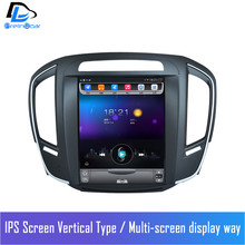 32G ROM android navigation system vertical radio stereo player for new Opel Insignia car font b