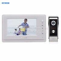 DIYSECUR 700TVLine IR Camera 7 Inch TFT Color LCD Display Video Door Phone Intercom Doorbell IR