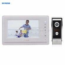 DIYSECUR 700TVLine IR Camera 7 inch TFT Color LCD Display Video Door Phone Intercom Doorbell IR Night Vision