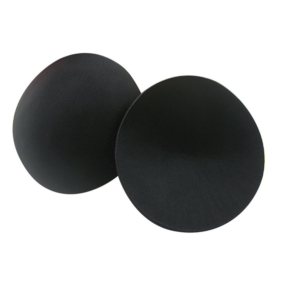 3 Colors Women Swimsuit Padding Inserts Sponge Foam Bra Pads Chest Cups Breast Bra Bikini Inserts Chest Pads 1 Pair