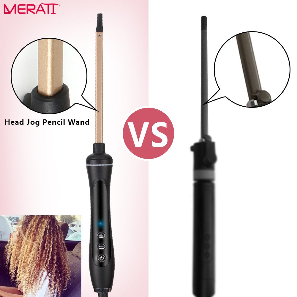 2017 New Curling Irons Pencil Wand for Hair Salon Hot Selling Hair Curler with AU US EU UK Plug new opportunities uk us