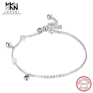 Female Anklet Crystal From Swa