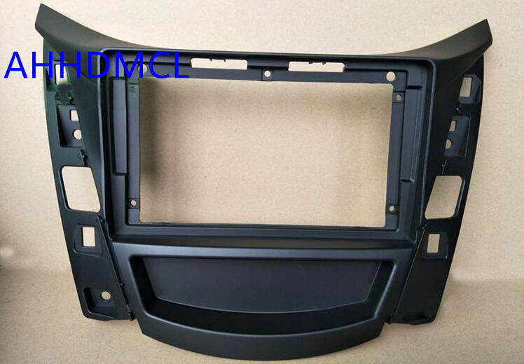 Car Fascia Navigation Frame Dash Frame Kit For 9 Universal Android Multimedia Player For BYD Yuan