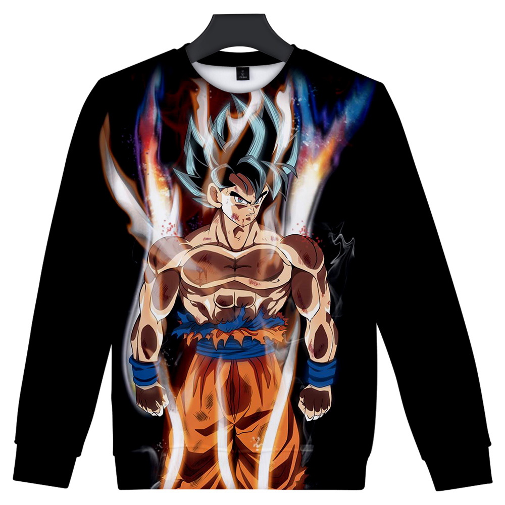 Dragonball Z Goku Streetwear Men/Women 44