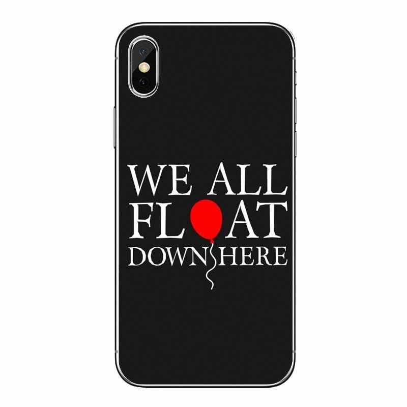 סטיבן מלך s זה עבור iPod Touch iPhone 4 4S 5 5S 5C SE 6 6 S 7 8 X XR XS בתוספת מקס שקוף רך פגז מכסה