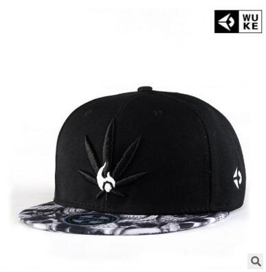 Prix pour WUKE toits plats de un hip hop chapeau avec un hip hop chapeau et un à capuche baseball cap