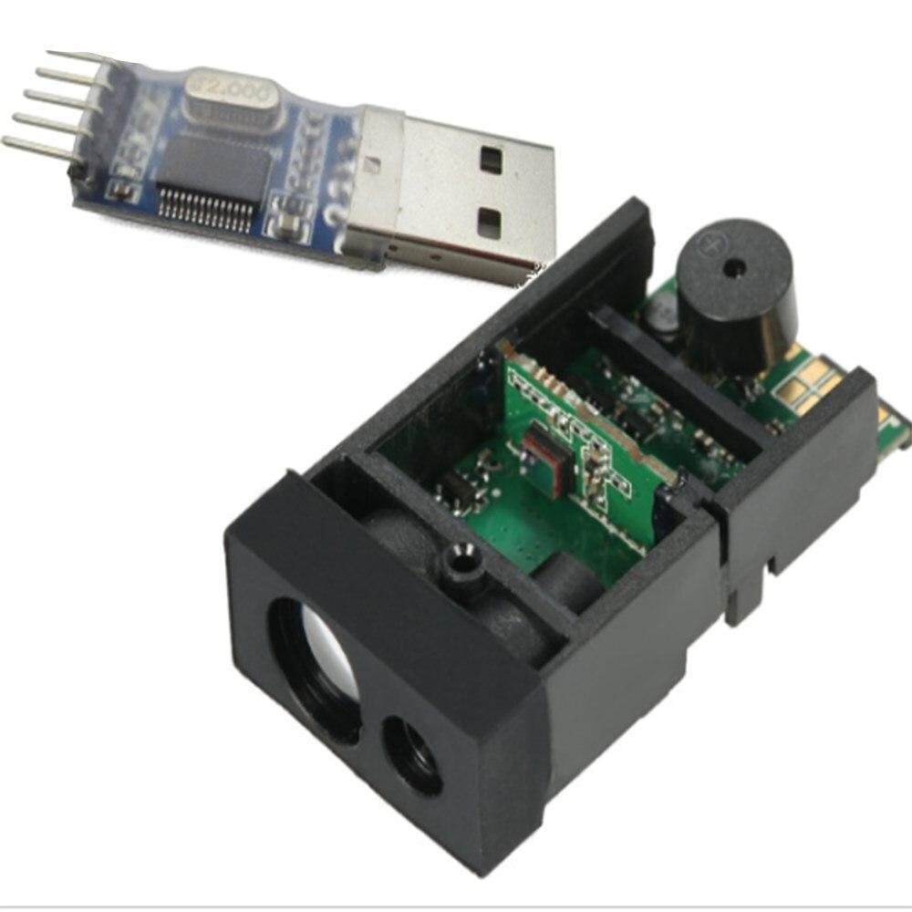 Module de télémètre de capteur de mesure de Distance Laser 50 m/164ft