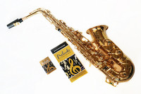 Selmer 802 Series E Flat Alto Saxophone Tube Gold Electrophoresis Instrument Saxophone Music Free Shipping