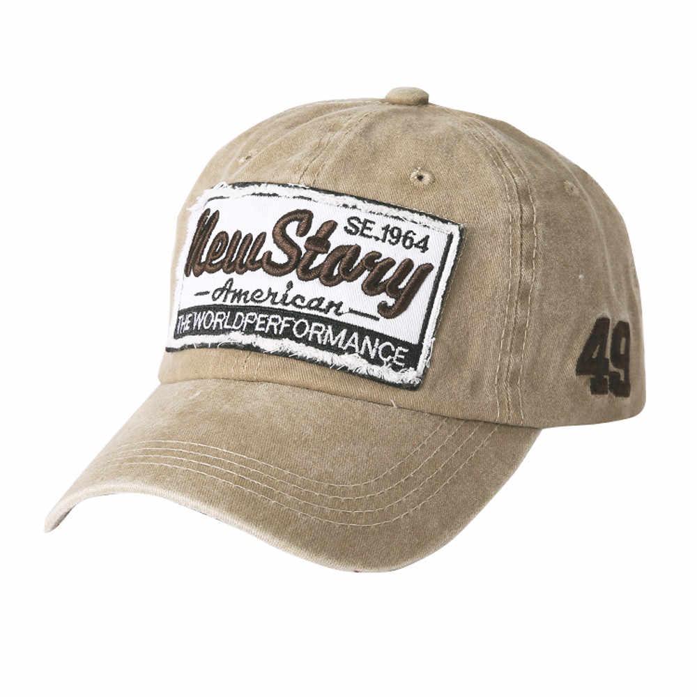 Moda unissex boné de beisebol 2019 homens e mulheres de letras boné de beisebol ajustável cap Snapback hip hop hat czapka z daszkiem