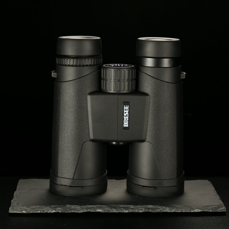 HD Powerful 10x42 Binoculars Long Range Foldable Portable Telescope FMC Hunting Optics Range of Sports 8 10x32 8 10x42 portable binoculars telescope hunting telescope tourism optical 10x42 outdoor sports waterproof black page 9