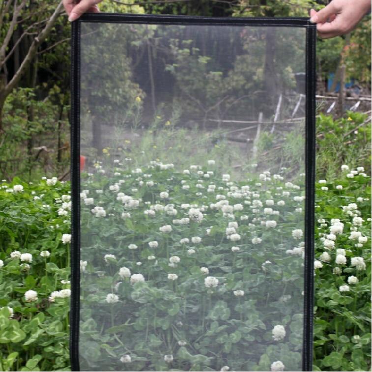 Popular invisible screen door buy cheap invisible screen for Invisible fly screen doors