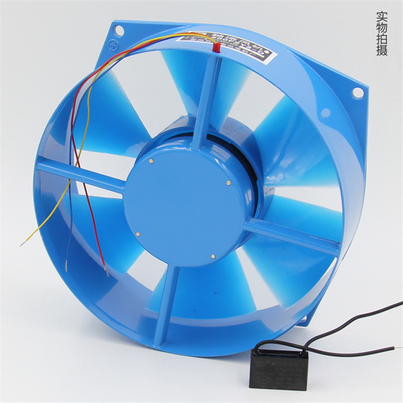 Small Power Frequency Axial Fan Welding Machine Cooling Fan 150x160x60 AC 220V 150FZY2-D 0.16A 30W blower