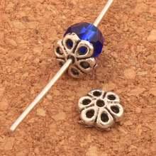 Полые ромашки цветок точка шарик крышка 65x65 мм 1000 шт цинкового