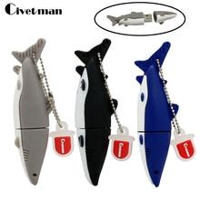 Shark Fish Dolphin USB Memory Stick Flash Pen Drive Disk