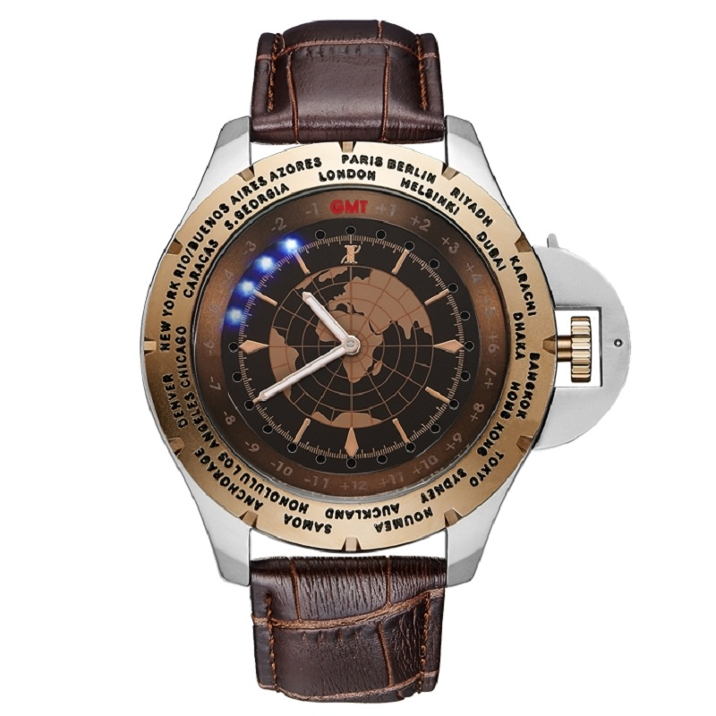 Hot Sale New Casual Watch Men Military Army Watches Multi