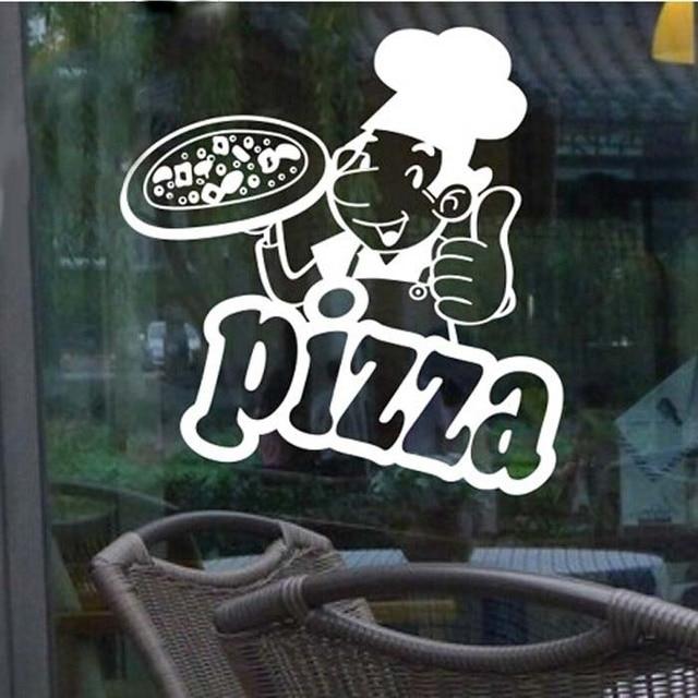 Küche Kochen Koch Wandaufkleber Restaurant Hotel Pizza - Fliesen für restaurant küche