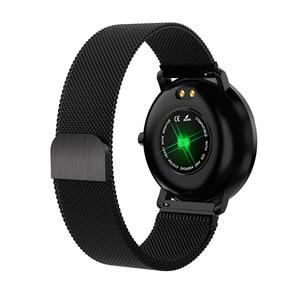 Image 3 - K9 pro esporte bluetooth 1.3 Polegada tela de toque completa relógio inteligente fitness rastreador homem ip68 à prova dip68 água mulher smartwatch pk p68 p70