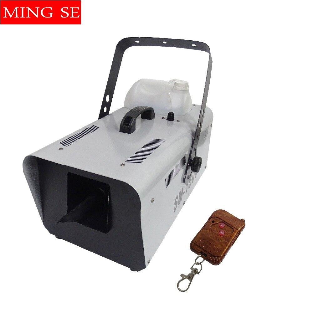 1500 W Machine à neige spéciale effet de scène équipement Snowmaker pulvérisation neige savon mousse effet Machine utilisation pour la scène de mariage de fête