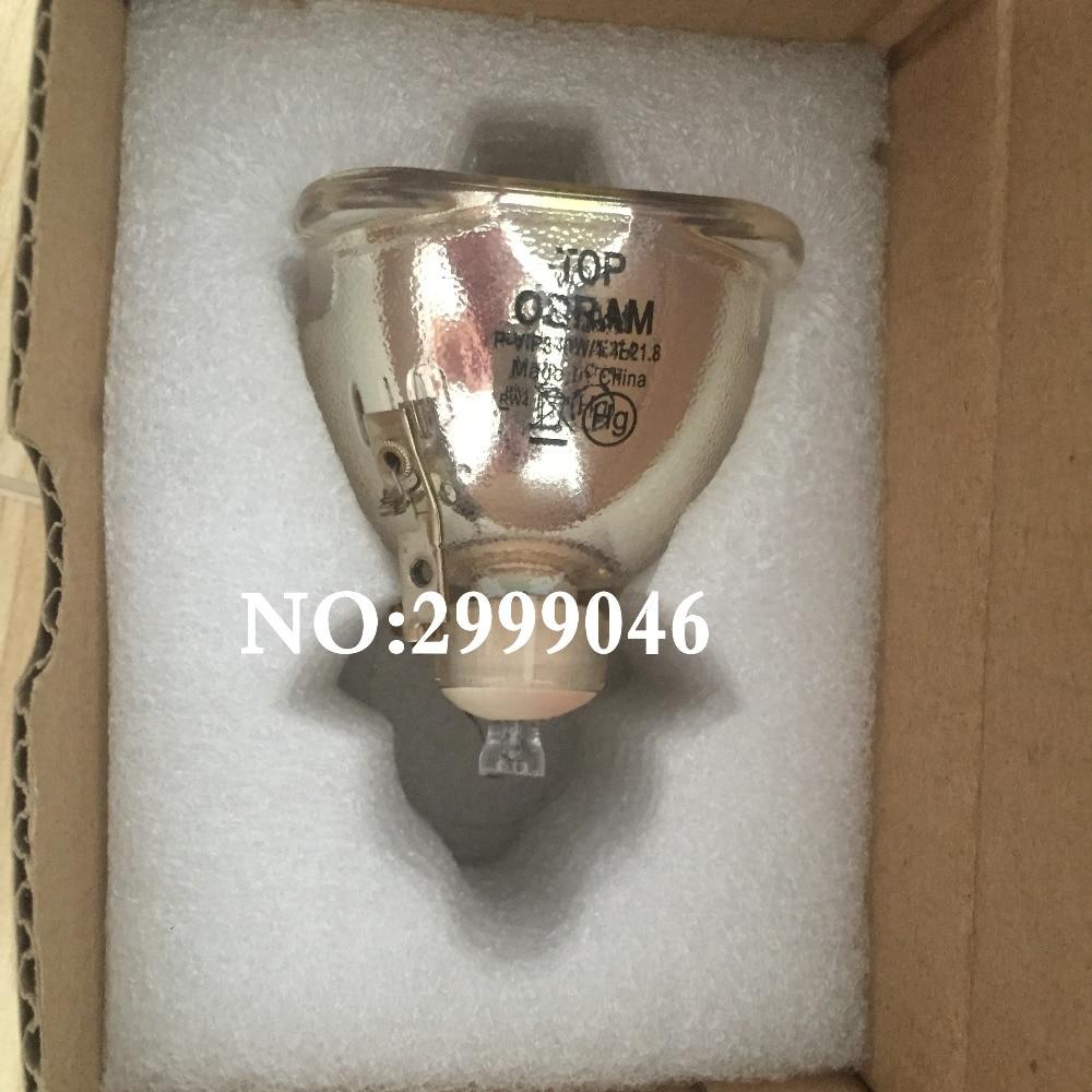 Genuine Original Replacement Bare Bulb/ LAMP FIT For Osram P-VIP 350/1.3 E21.8 P-VIP 350/1.3 E21.8e)