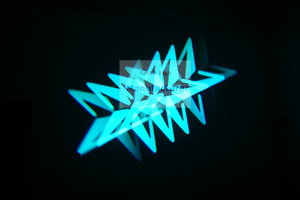 Image 5 - 2XLot أحدث 200 واط LED تتحرك إضاءة أمامية تدفق البقع الضوئية 3IN1 LED أضواء للمسرح مثالية ل Dj ديسكو أضواء نادي عرض الحفلات luces