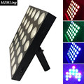 25*12w RGBW 4-In-1 Matrix Light Led Wall Wash Light 9/30/105CH DMX Washer Outdoor /Flood Light Stage DJ/Bar/Home Lighting Effect