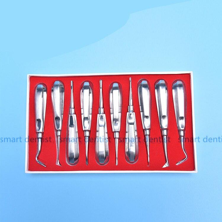 Хорошее качество 10 шт./комплект Стоматологическая лаборатория стоматологии стоматолог стоматологического оборудования для отбеливания з...