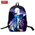 Tokio Ghoul student school Backpacks Tokyo Ghoul Bag Children Fashion School Bags Japanese Anime Boys Cartoon bag for Teenager