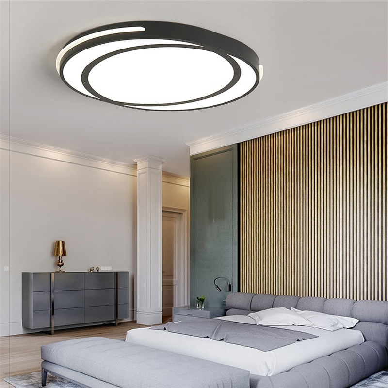 все цены на 5cm ultra-thin LED ceiling lights Round ceiling lamps for Bedroom Living room modern ceiling lighting lustre kitchen fixtures онлайн
