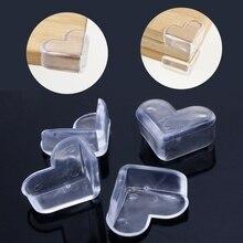 4 шт./компл. ребенок защитное устройство для детей стол угловая защита крышка протектор