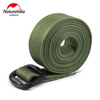 NatureHike Waist Belt Male Nylon Military Tactical Belts Women Sport Outdoor Quick Dry M L Army