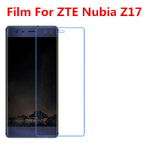 5 Pcs Ultra Thin Clear HD LCD Screen Guard Protector Film With Cleaning Cloth For ZTE nubia Z17! цена