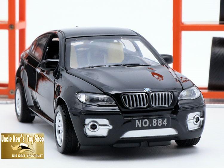 BMW X6 DIECAST CAR