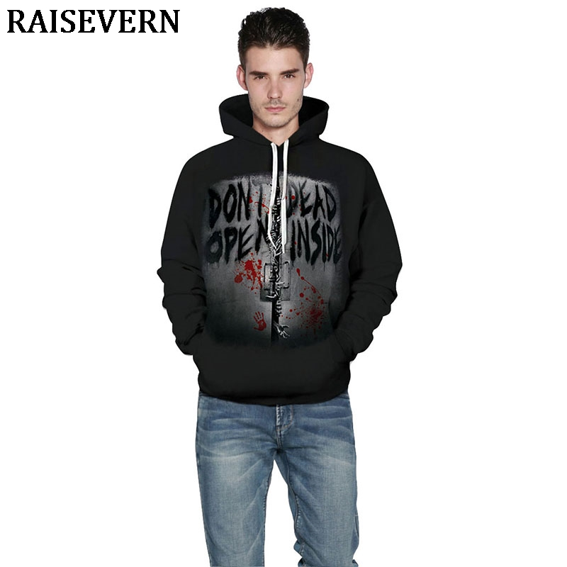 Men's Clothing Just Halloween Hoodies Sweatshirt Women Men Blood Handprint Letter Print Jacket Coat Crop Hoodie Jumper Tracksuit Pullover Sweatshirt Rich In Poetic And Pictorial Splendor