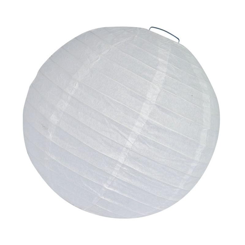 "8pcs 8/""//10/""//12/"" Round Paper Lanterns Lamp Shade Wedding Party Birthday Decor"