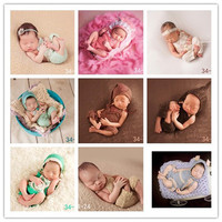 Jane Ann Z conjuntos 9 tipos costume Newborn fotografia prop roupa photo studio tiro foto do bebê roupa nova chegada 2017