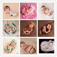 Jane Z Ann Yenidoğan fotoğraf prop setleri 9 türleri kostüm bebek giysileri fotoğraf stüdyosu çekim fotoğraf giyim yeni varış 2017