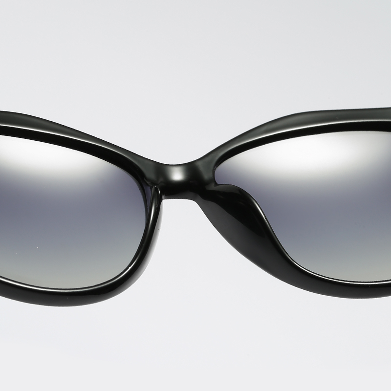 2020 New Luxury HD Polarized Women Sunglasses Fashion Round Ladies Vintage Brand Design cat eye woman Female Sun Glasses oculos