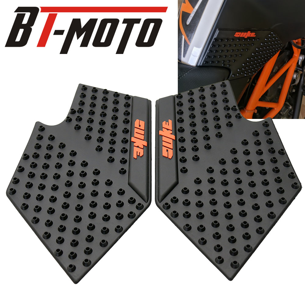 Motorcycle Tank Pad/grips Protector Sticker /Protective Pad For KTM DUKE 390 200 125 DUKE125 DUKE200 DUKE390