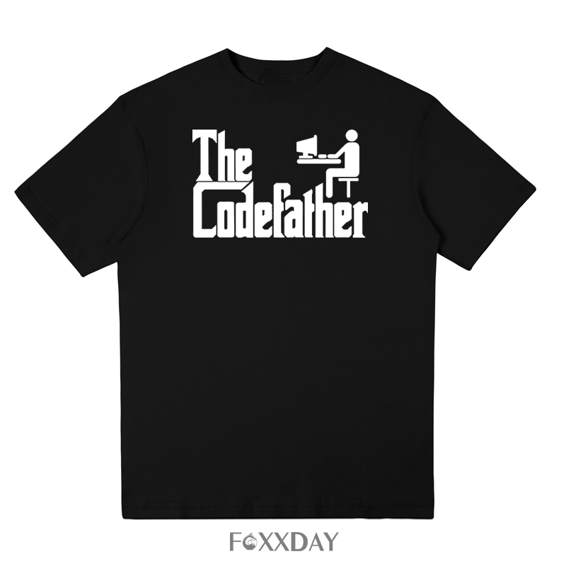 0d8ac05a1 brand Programmer programming T-shirt cotton tops tee shirt men short sleeve  Codefather casual geek