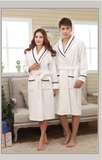 YMQY Autumn and winter new couple of men and women wear flannel bath towel  home Furnishing Hotel bath towel 38eeb83a7