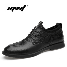 British Style Genuine Leather Shoes Men Dress Shoes Flats Soft Men Oxfords High Quality Business Wedding Shoes цена 2017