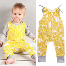 Hot Fashion Infant Baby Kid Girl Clothes Romper Jumpsuit Outfits One-pieces Costume