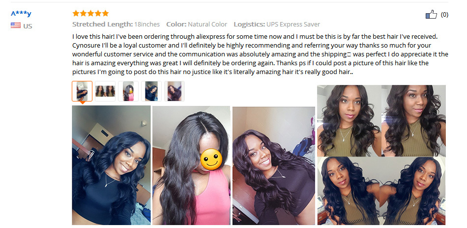 Body Wave Hair Bundles  (9)