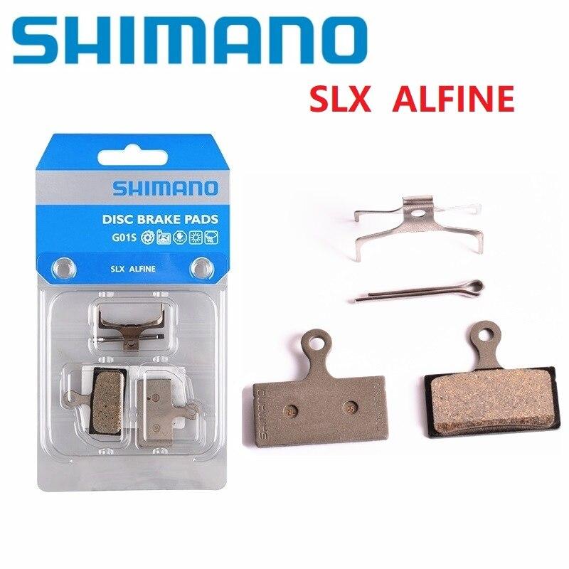 Shimano G01S SLX ALFINE Mountain Bike Disc Brake Pads
