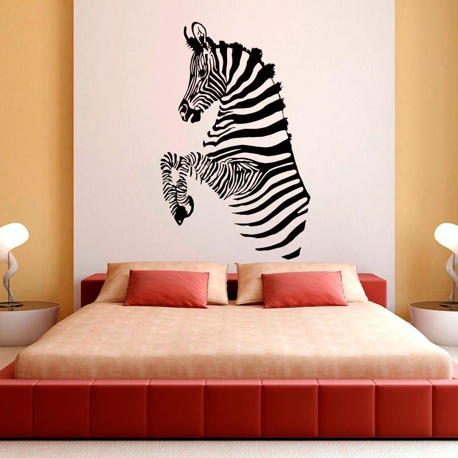 Online kopen Wholesale zebra strepen muur uit China zebra strepen ...