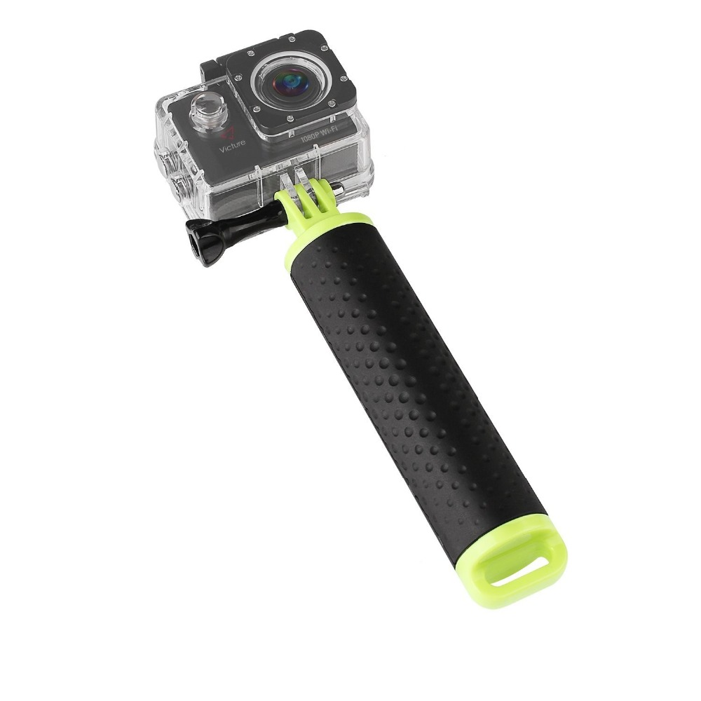 Youlaify Floating Hand Grip Waterproof Handle Water Sport Pole Diving Stick Monopod Handle Tripod