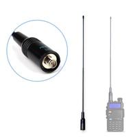 NAGOYA NA 771 Dual Band Antenna SMA Female144 430MHZ For Handheld Radio Baofeng UV 5R UV
