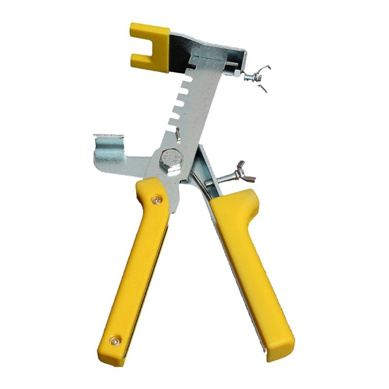 Tile Leveling Spacer System Tool & Wedges & Pliers Tool Tiling Flooring Set New, 1PC Plier 100x tile positioning tool base cap flooring horizontal system construction yellow